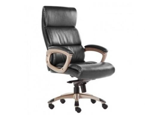 Кресло руководителя EChair-612 TR рецикл.кожа