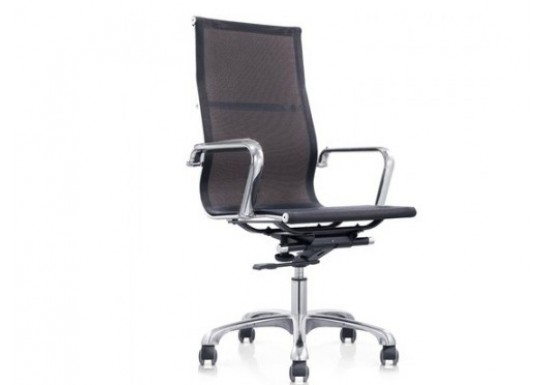 Кресло руководителя EChair-702 T net сетка