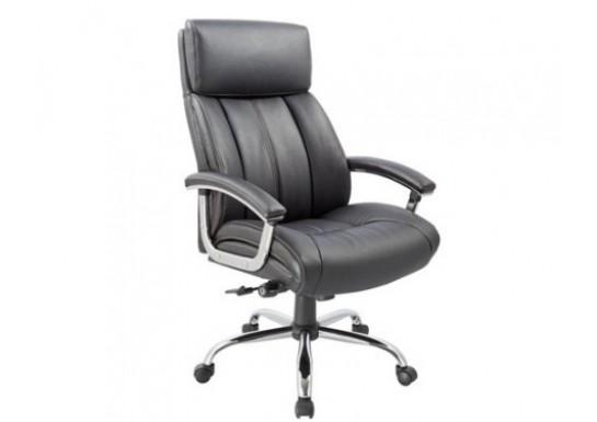Кресло руководителя EChair CS-8822E-1 кожа