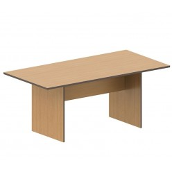 Конференц-стол, цв. клён, 180х90х75