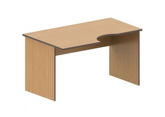Стол интегральный, цв. клён, 140х90х75