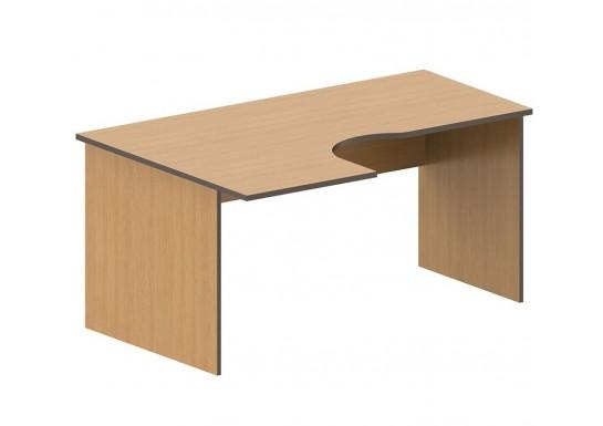 Стол интегральный, цв. клён медисон, 160х110х75
