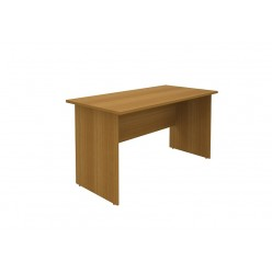 Стол руководителя, цв. орех, 180×97×75