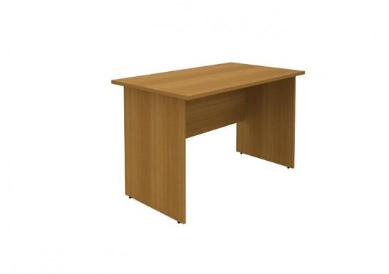Стол рабочий, цв. орех артемид, 140×70×75