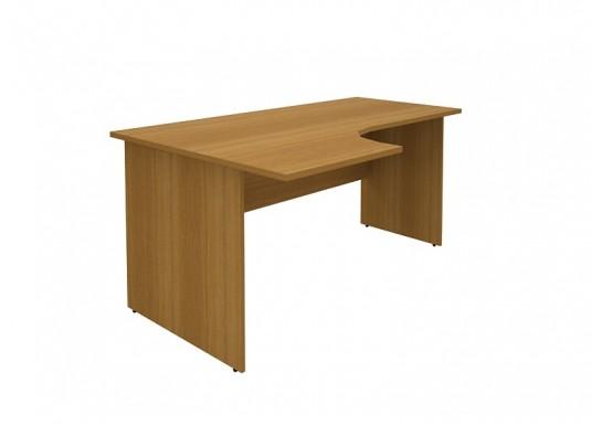 Стол интегральный, цв. орех, 160х105х75
