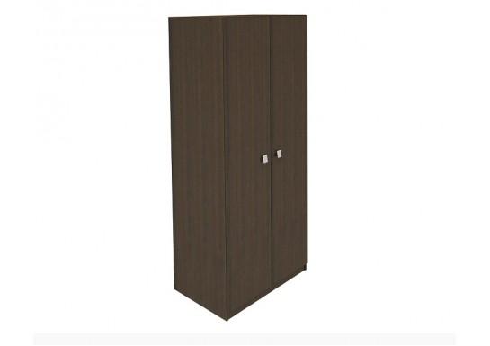 Шкаф-гардероб комби, цв. венге, 90х58х205