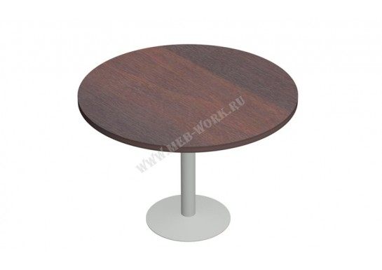 Стол для заседаний, цв. тёмный орех, 110*75