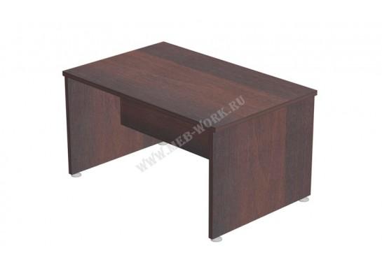 Модуль конференц-стола, цв. тёмный орех, 140*90*75