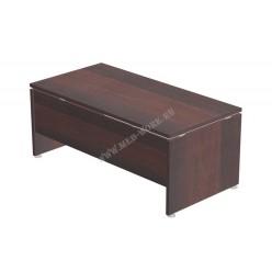 Стол, цв. тёмный орех,180x90x75