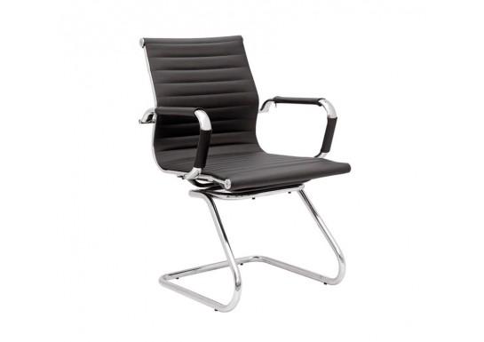Кресло конференц 827 V, экокожа