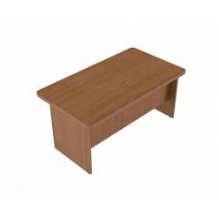 Стол руководителя, цв. орех, 1600*900*740