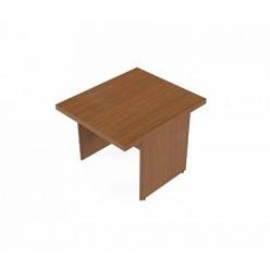 Средний модуль конференц-стола, цв. орех,90×105×74