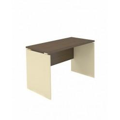 Стол прямой, цв. венге и вязь, 120*60*75