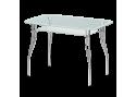 Стол с рисунком, стекло
