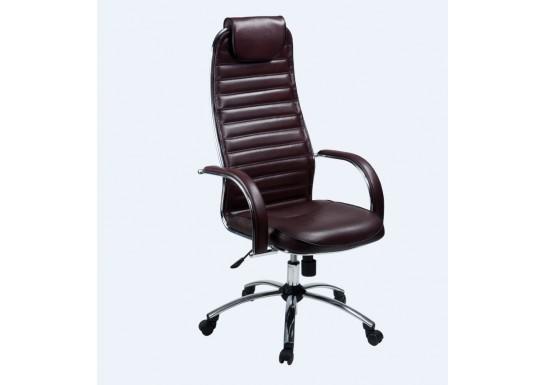 Кресло руководителя Галакси Ультра, нат. кожа