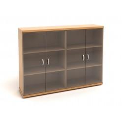 Шкаф низкий, цв. бук, 1704*424*1274