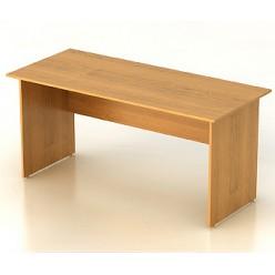 Стол офисный, цв. миланский орех, 1602х702х750
