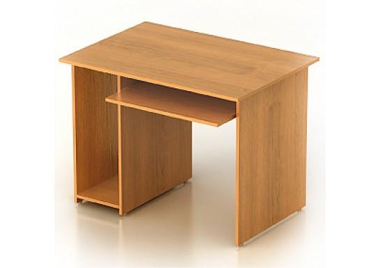 Стол компьютерный, цв. миланский орех, 1002х702х750