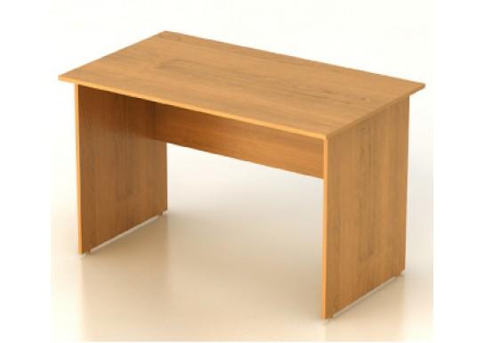 Стол офисный, цв. миланский орех, 1402х702х750