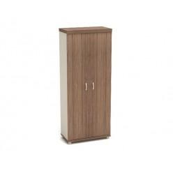 Шкаф для одежды, цв. шамони тёмный, 854х445х2105