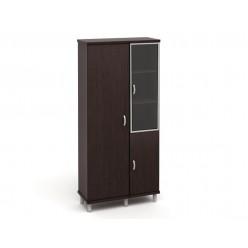 Шкаф колонка, цв. венге, 854*424*2140
