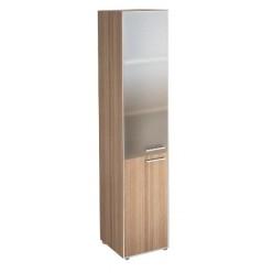 Шкаф узкий, цв. светлый, 416х405х1908