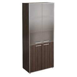Шкаф широкий, цв. тёмный, 820х405х1908