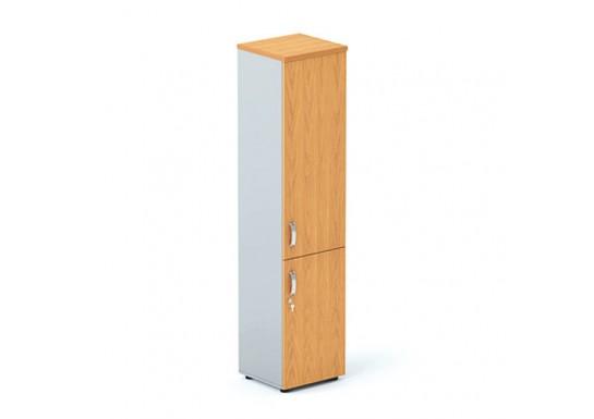 Шкаф с двумя дверями, 45x43x198