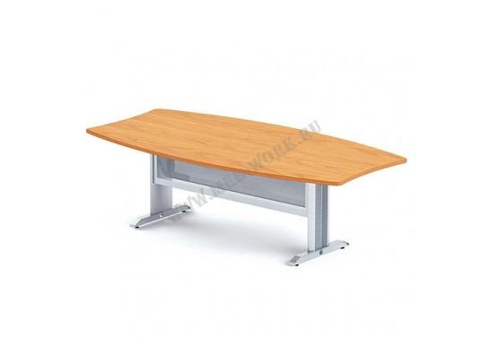Конференц-стол на стойке, 240x120x73,5-75,5