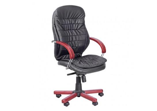 Кресло руководителя Montana Wood Chrome