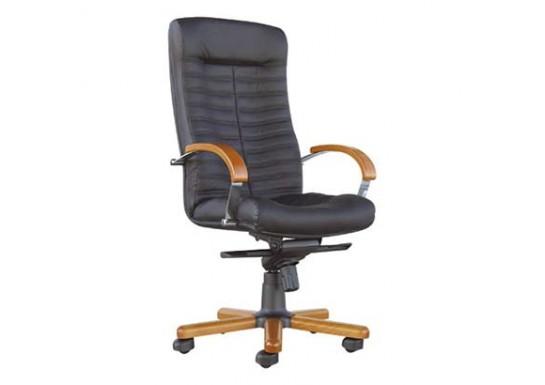 Кресло руководителя Orion Wood Chrome