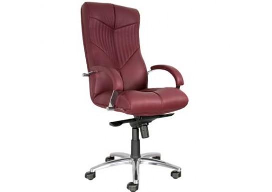 Кресло руководителя Torus steel chrome