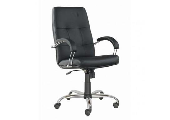 Кресло руководителя Zenit silver