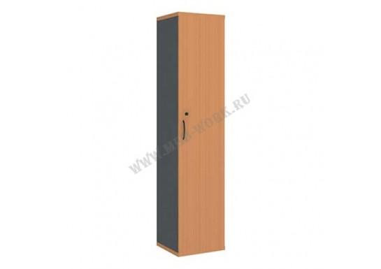Шкаф с одной дверью (404*370 *1849)