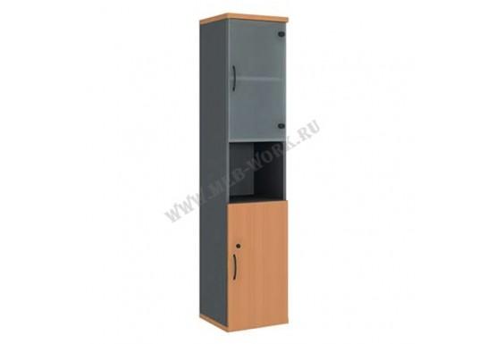 Шкаф полуоткрытый (404*370 *1849)
