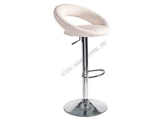 Барный стул Mira  цвет черный и белый