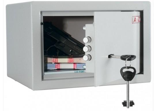 Мебельный и офисный сейф Aiko Т-17