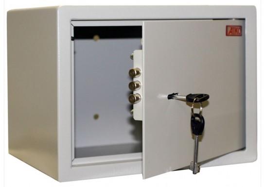 Мебельный и офисный сейф Aiko Т-23