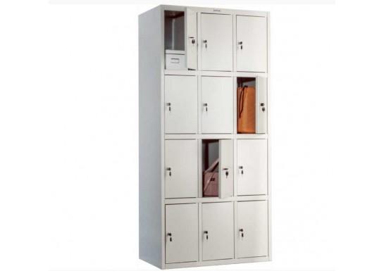 Шкафы для раздевалок (локеры) Практик LS(LE)-34 LS c электронными замками