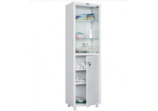 Медицинский шкаф Hilfe MD 1 -1650/SG