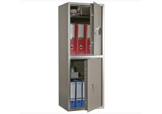 Мебельный и офисный сейф TM-120/2T EL