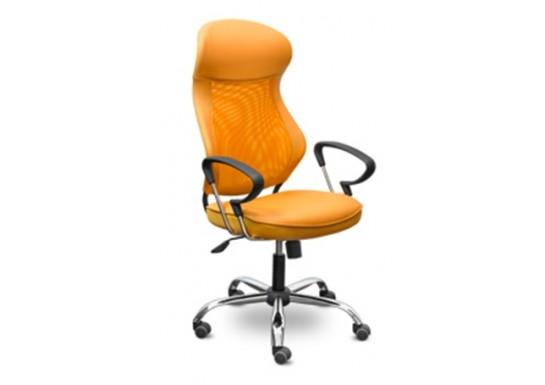 Кресло персонала СН-280 Гелиос Хром