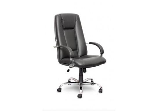 Кресло руководителя Омега К-02 Млт Хром