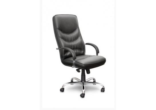 Кресло руководителя Зета К-45 Млт Хром