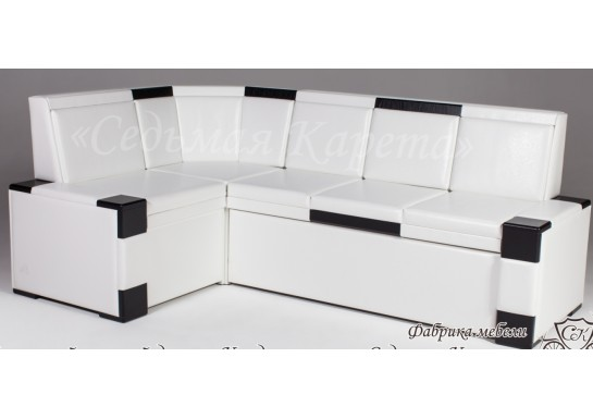 Кухонный угловой диван Квадро