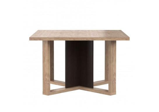 Стол для заседаний, цв. дуб, 1200х1200х750