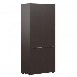 Шкаф для документов, цв. венге, 850х430х1930