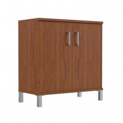 Шкаф низкий, цв. орех,  900х435х1136