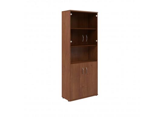 Шкаф комбинированный, цв. фр. орех, 770х365х1975