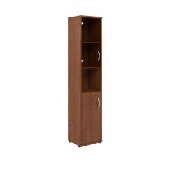 Шкаф открытый, цв. фр. орех, 770х365х1975